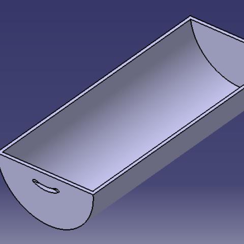Internal drawer.PNG Download free STL file cryptex • 3D printable model, MAKINA