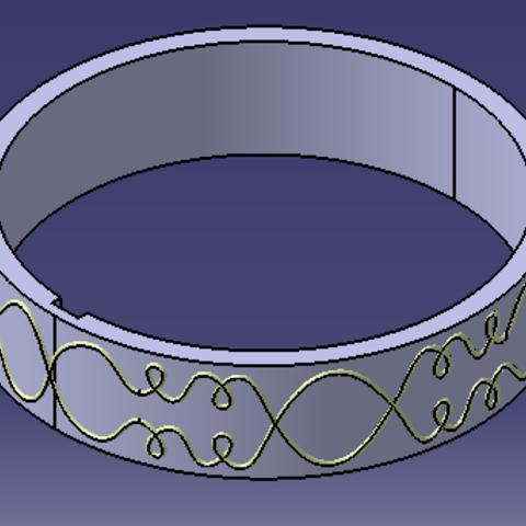Design ring.PNG Download free STL file cryptex • 3D printable model, MAKINA