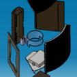 Download free STL file Book Lamp • 3D printer model, MAKINA