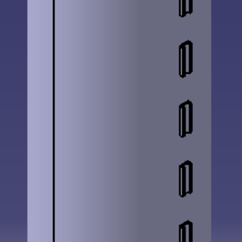 Internal cylinder 2.PNG Download free STL file cryptex • 3D printable model, MAKINA