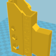 Diseños 3D gratis pistolera M9, MAKINA