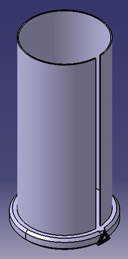 External cylinder.PNG Download free STL file cryptex • 3D printable model, MAKINA