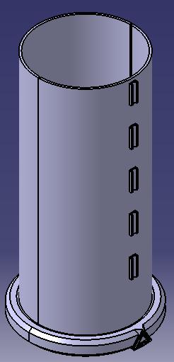 Internal cylinder.PNG Download free STL file cryptex • 3D printable model, MAKINA