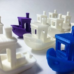 Fichier STL gratuit # 3DBenchy - The jolly test de torture en impression 3D, PJ_