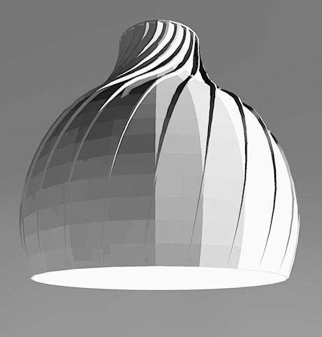lampe47a.jpg Download STL file Lamp 47 • 3D printable template, plonbui