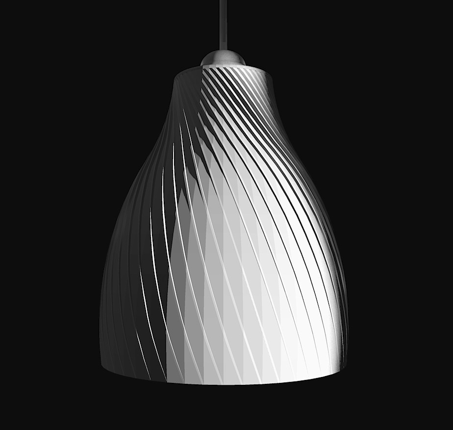 lamp491.jpg Download STL file Lamp 49 • 3D print object, plonbui
