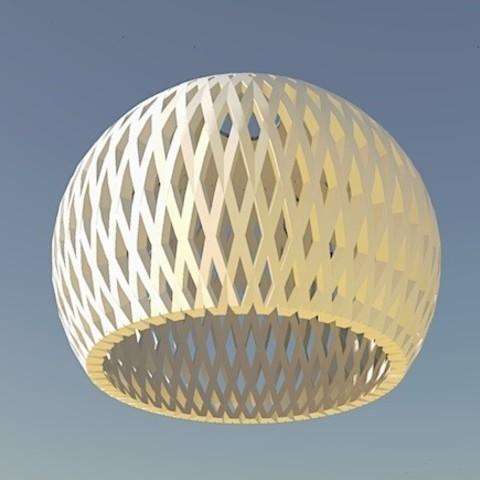 Download free 3D printer designs Lamp 12, plonbui