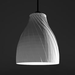 Download STL file Lamp 48 • Template to 3D print, plonbui