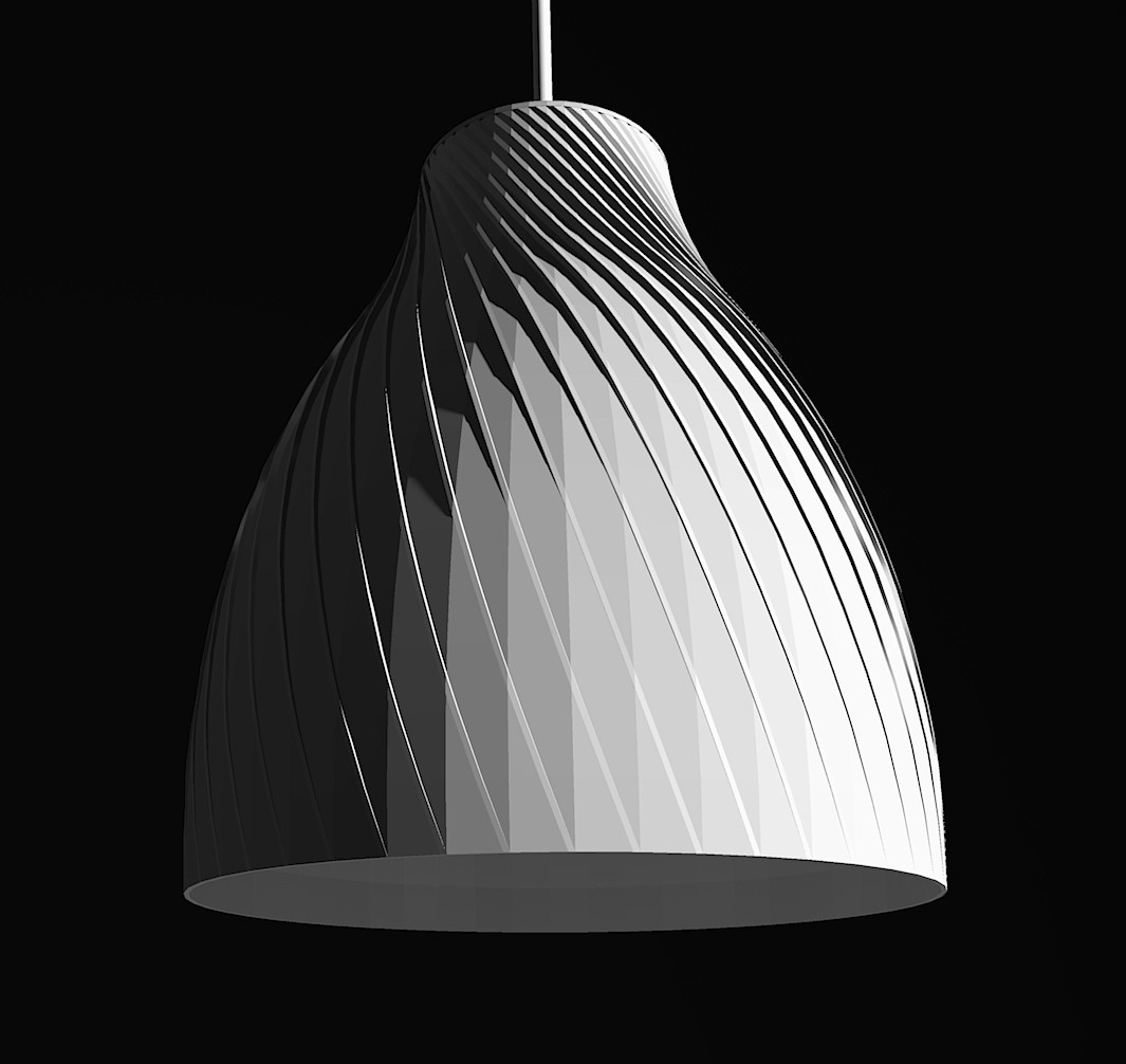 lamp492.jpg Download STL file Lamp 49 • 3D print object, plonbui