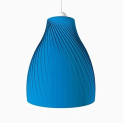 Download STL file Lamp 49 • 3D print object, plonbui