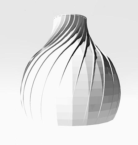lampe47c.jpg Download STL file Lamp 47 • 3D printable template, plonbui
