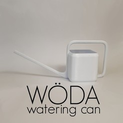 WÖDA-2.jpg Télécharger fichier STL WÖDA - Watering Can • Design pour imprimante 3D, David_LG