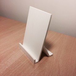 diseños 3d gratis Soporte para teléfonos inteligentes, ZeKzio