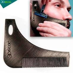 Descargar modelo 3D Modelador de barba, HenriqueMoura