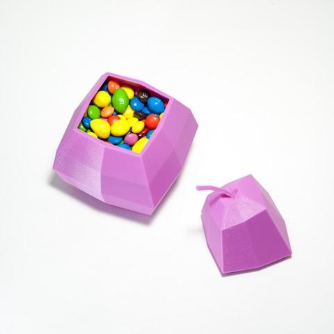 Grusha 01.jpg Download free STL file Pear Casket • 3D printing design, KuKu