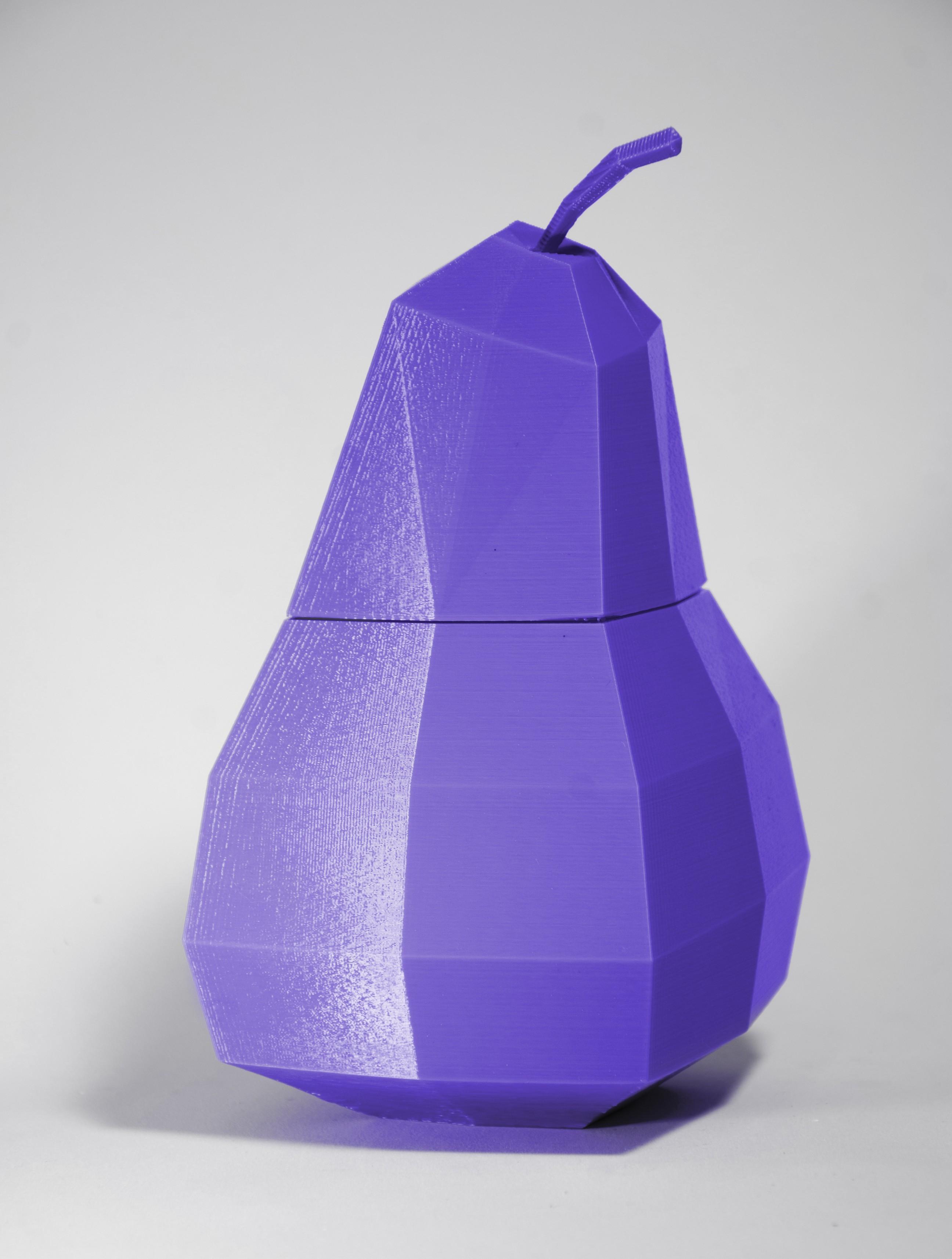 Grusha 1.jpg Download free STL file Pear Casket • 3D printing design, KuKu