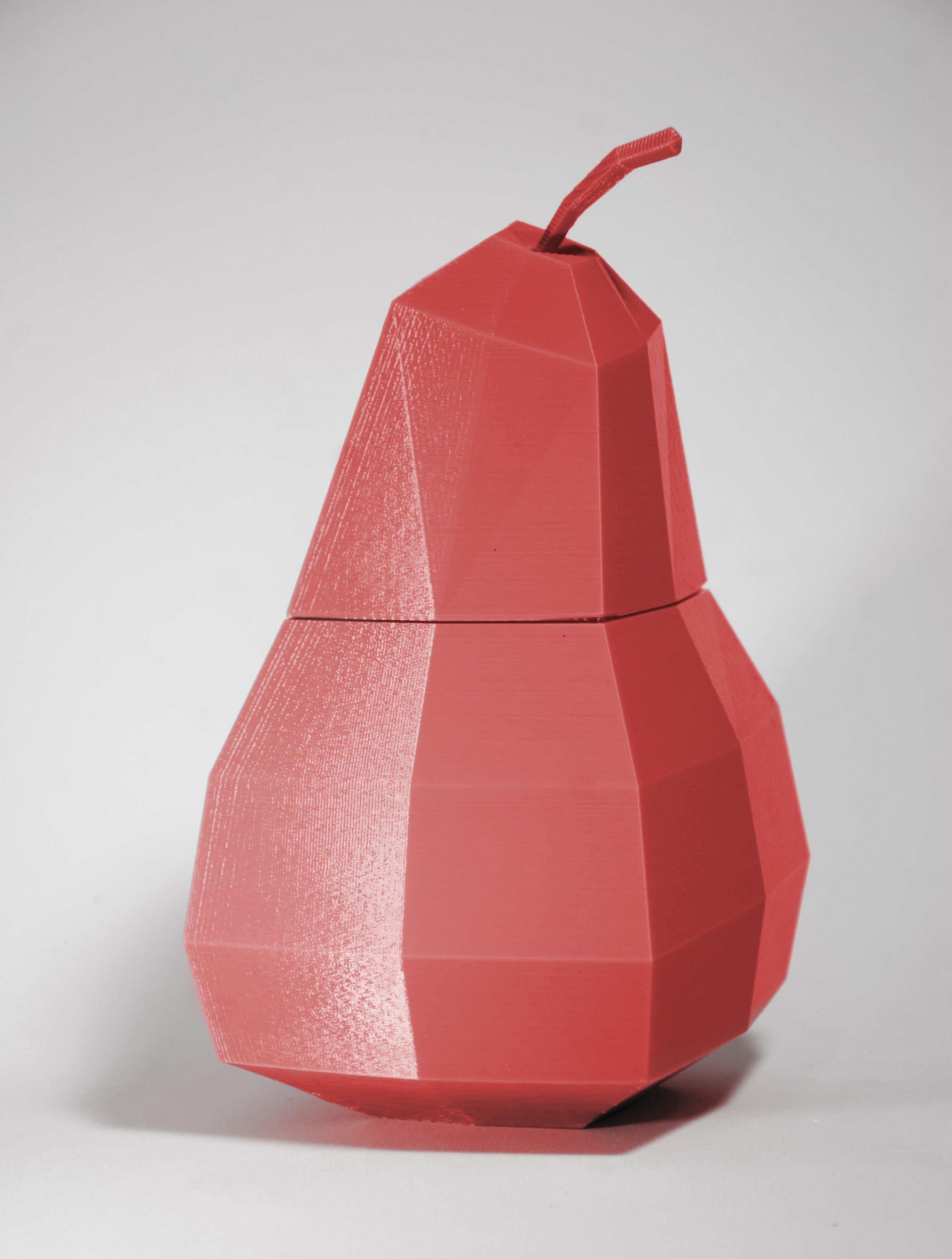Grusha 2.jpg Download free STL file Pear Casket • 3D printing design, KuKu