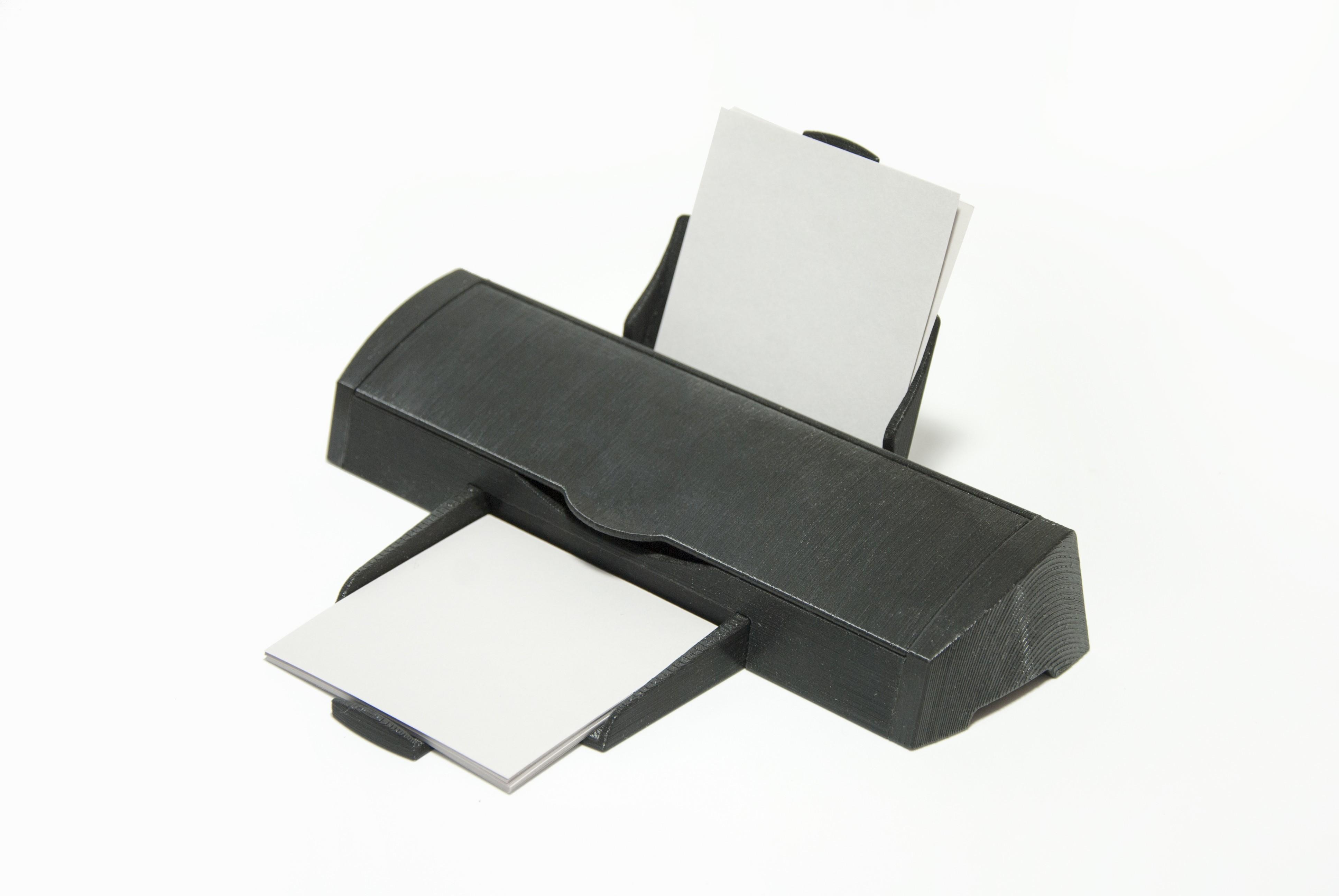 Organizer.jpg Download free STL file Table Organizer - Hand Printer • 3D print design, KuKu