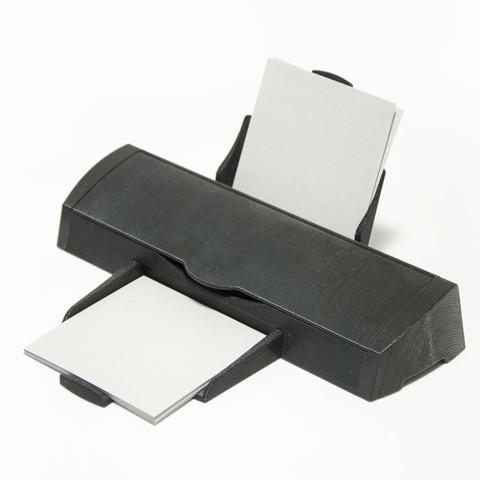 Download free 3D printer designs Table Organizer - Hand Printer, KuKu