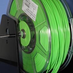 Télécharger plan imprimante 3D gatuit cône aligneur de bobine, mitico