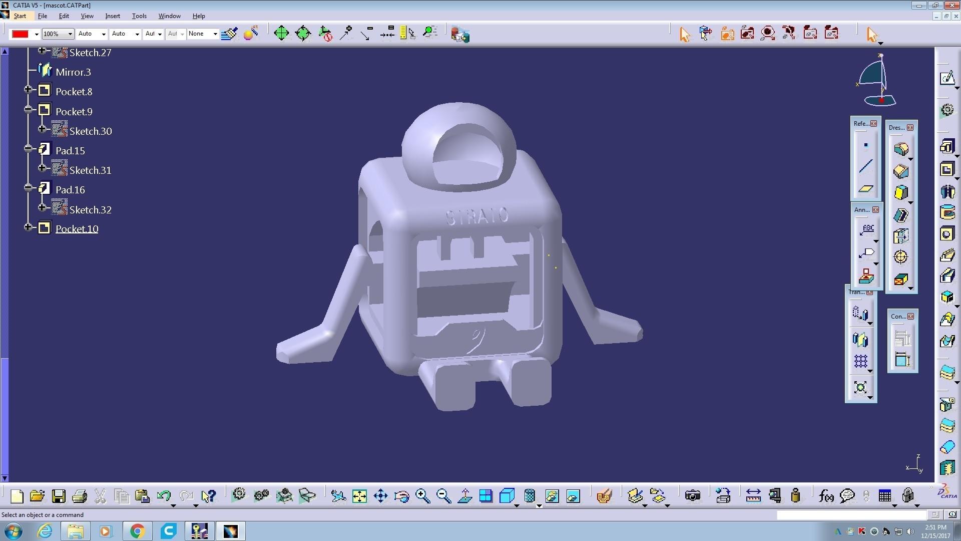 mascot3.jpg Download free STL file STRATO (NO SUPPORTS)  • 3D printing design, nicjones1