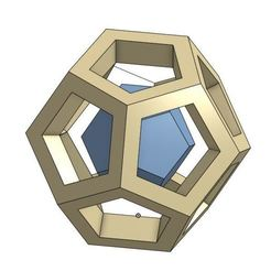 dodeca.JPG Download free STL file Nested Dodecahedron • Object to 3D print, nicjones1