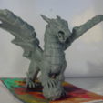 Download free STL file Armored Dragon • Design to 3D print, Tini