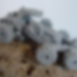 Download free 3D printing templates Mud Crawler, Tini