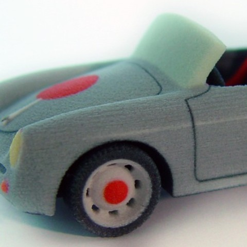 Free Porsche 911 S 3d Printer File ・ La Poste