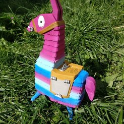 3D file Lama Loot, Benjamin6