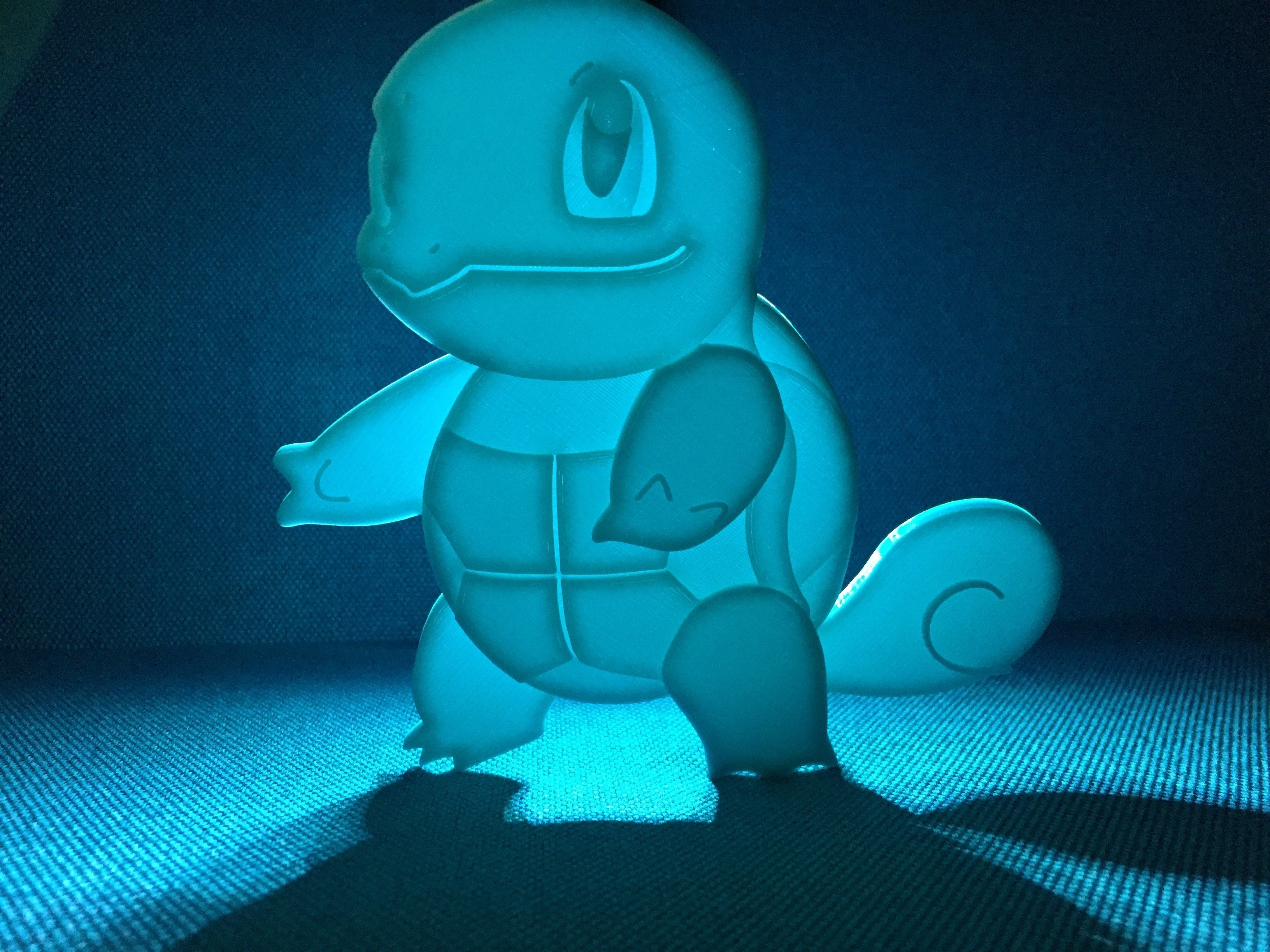 IMG_6954.jpg Download free STL file Squirtle • 3D printing object, upperpeninsulaplastics