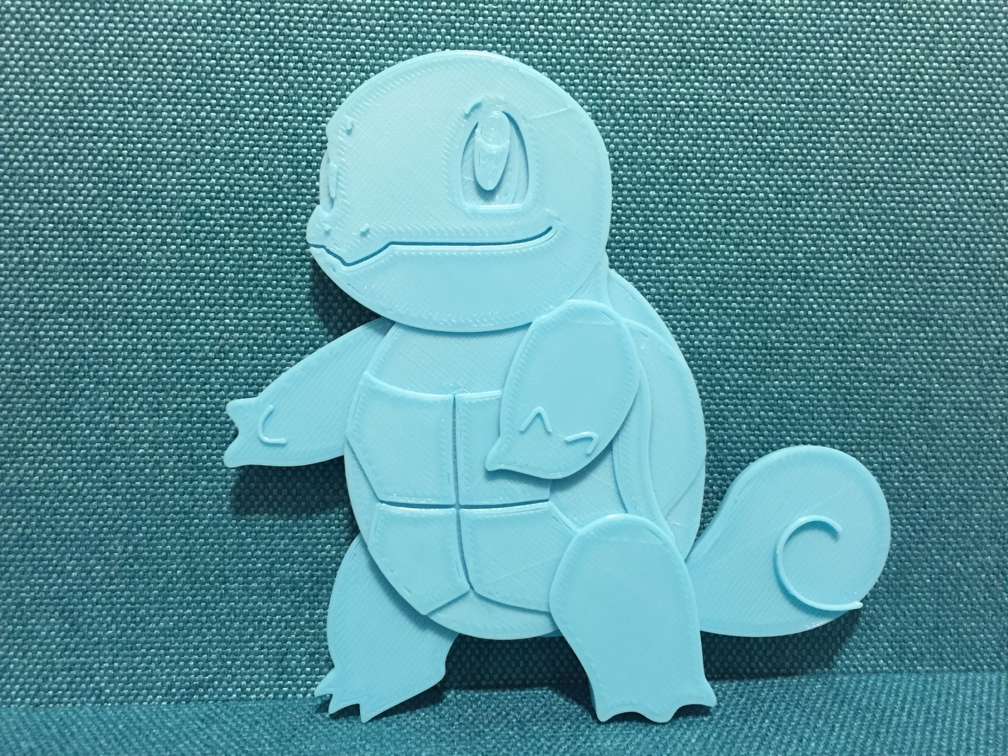 IMG_6955.jpg Download free STL file Squirtle • 3D printing object, upperpeninsulaplastics
