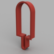 Popsicle Cooke Cutter v1.png Download free STL file Popsicle Cookie Cutter • 3D printable design, upperpeninsulaplastics