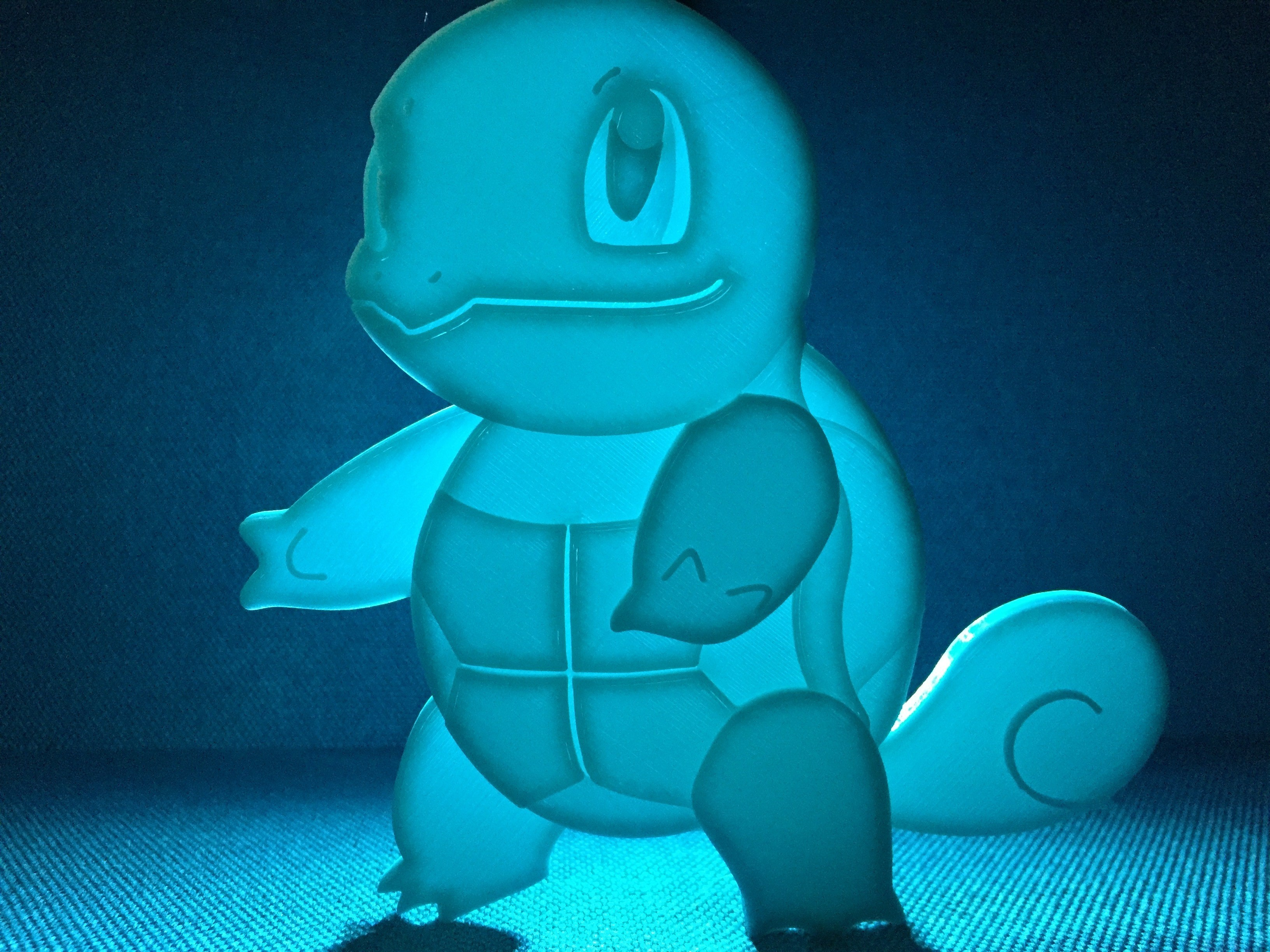 IMG_6953.jpg Download free STL file Squirtle • 3D printing object, upperpeninsulaplastics