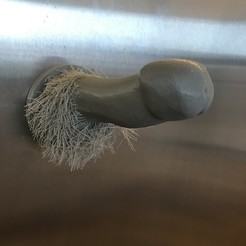 3d printer files Hairy Penis, AlkinsDesigns