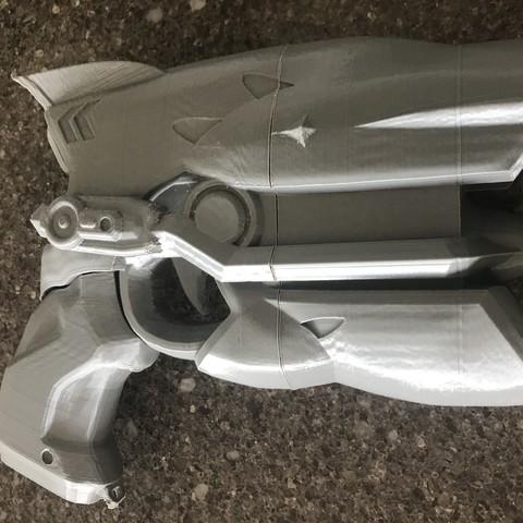 Descargar diseños 3D Pistola de Luz de Piel D.va Cruiser (Cosplay), AlkinsDesigns