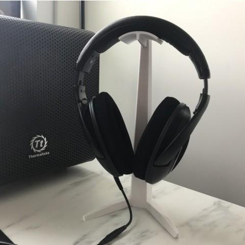 Descargar modelos 3D gratis Otro soporte para auriculares, AlkinsDesigns