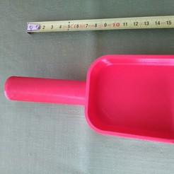 Free 3D file Shovel (mini), mk25
