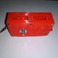 Download free 3D printing designs Manual winch, mk25