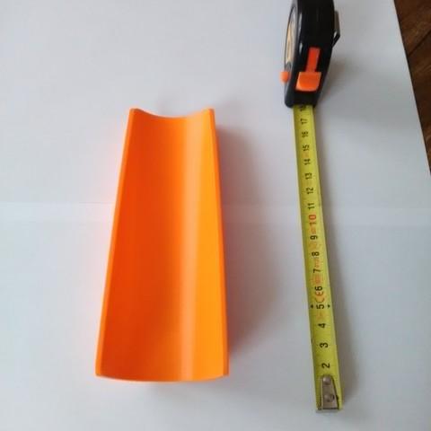 Download free 3D printer model shoehorn, mk25