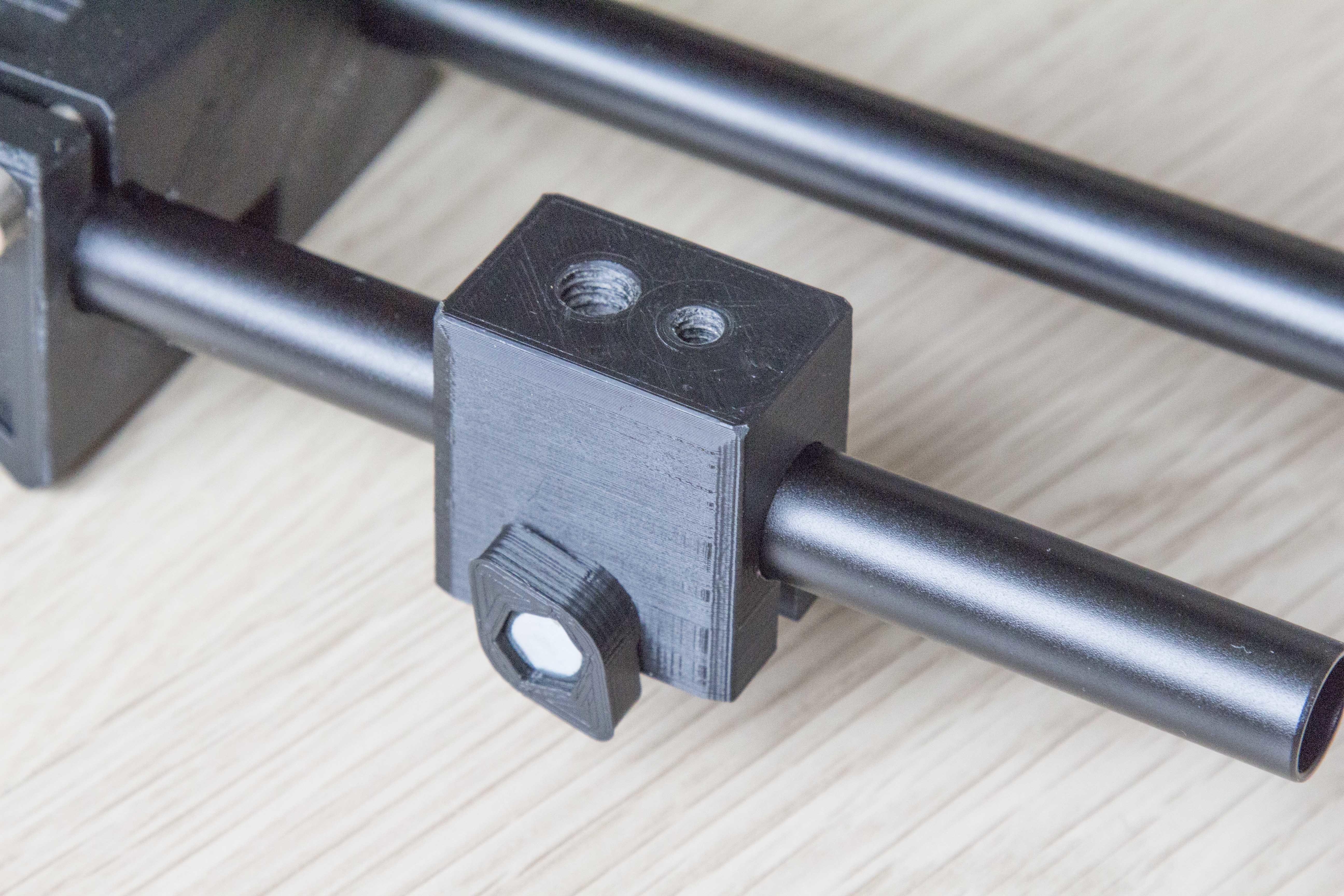 Mini Clamp.jpg Download free STL file Mini clamp • Template to 3D print, Clap3D