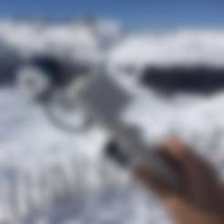 Free STL file Hand Gimbal GoPro 50 $ DIY, GuillermoMaroto