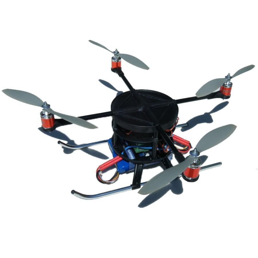 sgdfq<.jpg Download free STL file Marotocopter v2.0 • 3D printable template, GuillermoMaroto