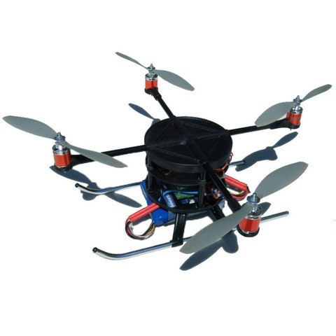 Objet 3D gratuit Marotocopter v2.0, GuillermoMaroto