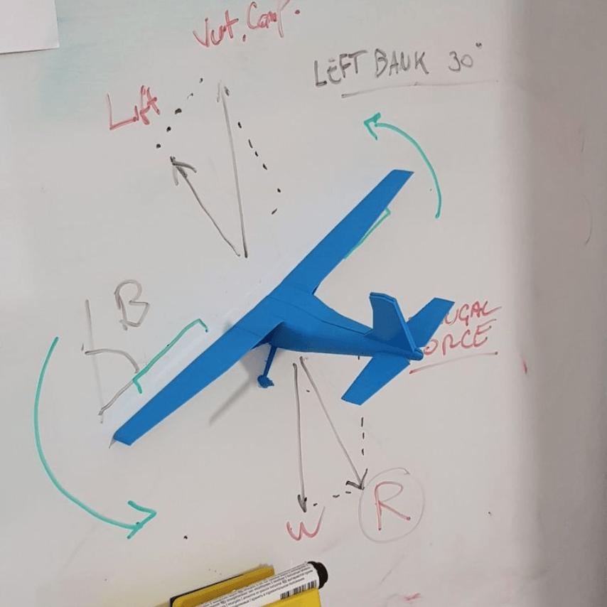 Capture d'écran 2018-05-04 à 11.18.25.png Download free STL file Airplane Model for Flight School • 3D printer design, FABtotum