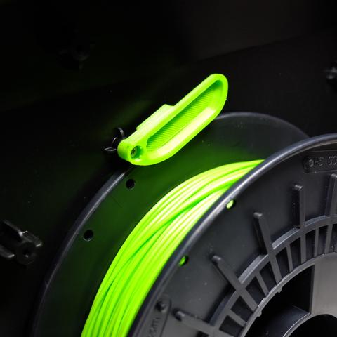 Download free 3D print files  Spool Lock Lever (for Ø200mm spool), FABtotum