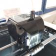 Télécharger modèle 3D gratuit Adaptateur de tube Palette + Bowden pour FABtotum Printing Head PRO, FABtotum