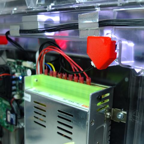 Free  Dust Covers 3D printer file, FABtotum