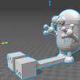 Sans titre.png Download STL file Mignion support phone • 3D print model, MakEaWorld