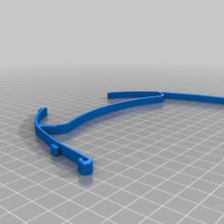 Download STL file Visiere ultra rapide (20mn) • 3D printing model, MakEaWorld
